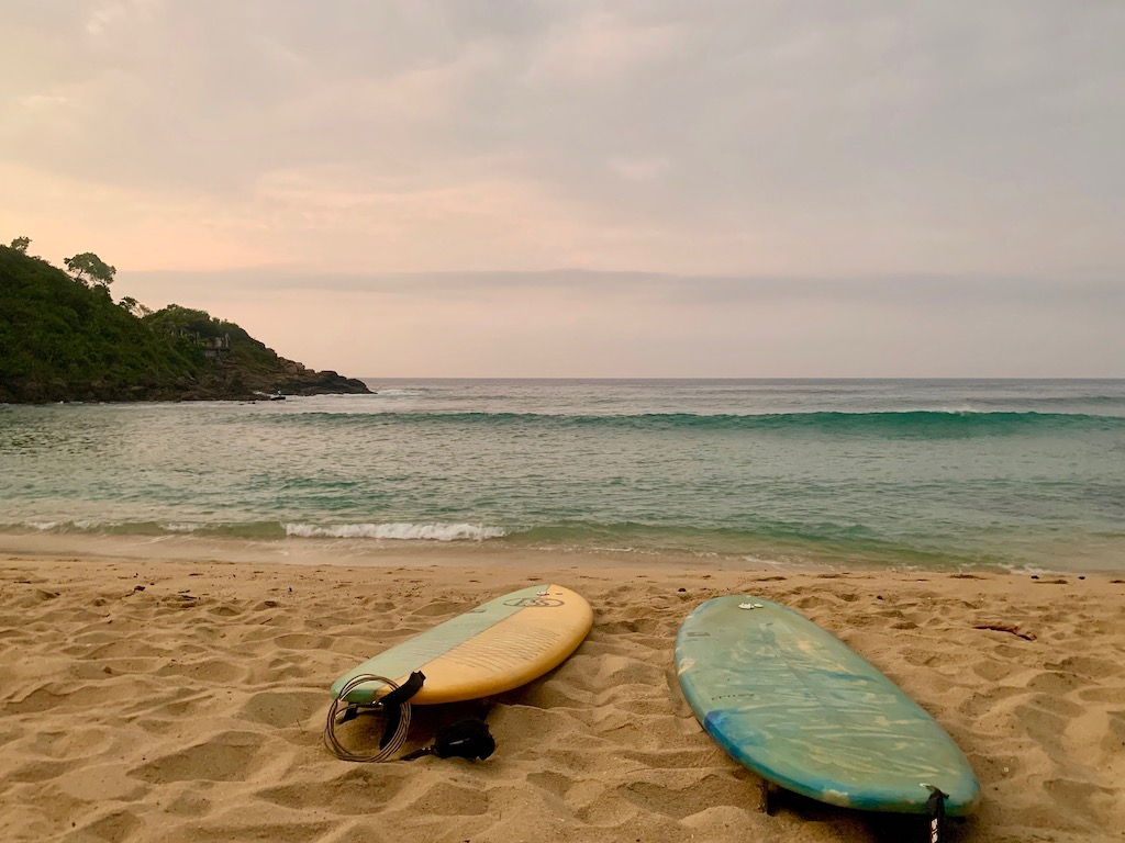 Lustrumreis Mexico Puerto Escondido Playa Carrizalillo Surfen