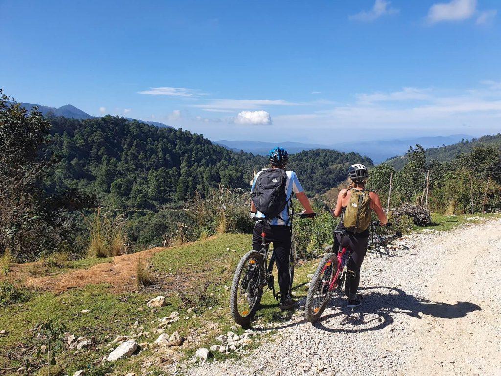 Mexico San Cristobal Mountainbiken Indigenous Villages