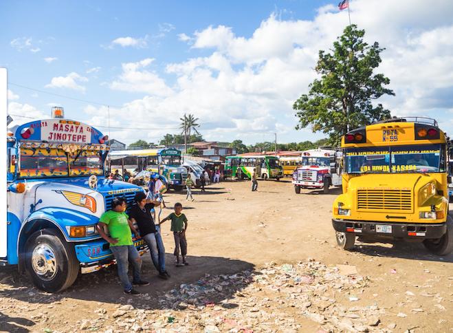 Lustrumreis Nicaragua - Chickenbus Experience - 2