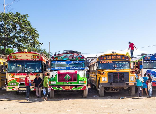 Lustrumreis Nicaragua - Chickenbus Experience - 3