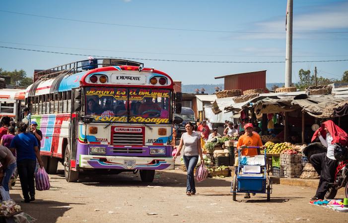 Lustrumreis Nicaragua - Chickenbus Experience - 4