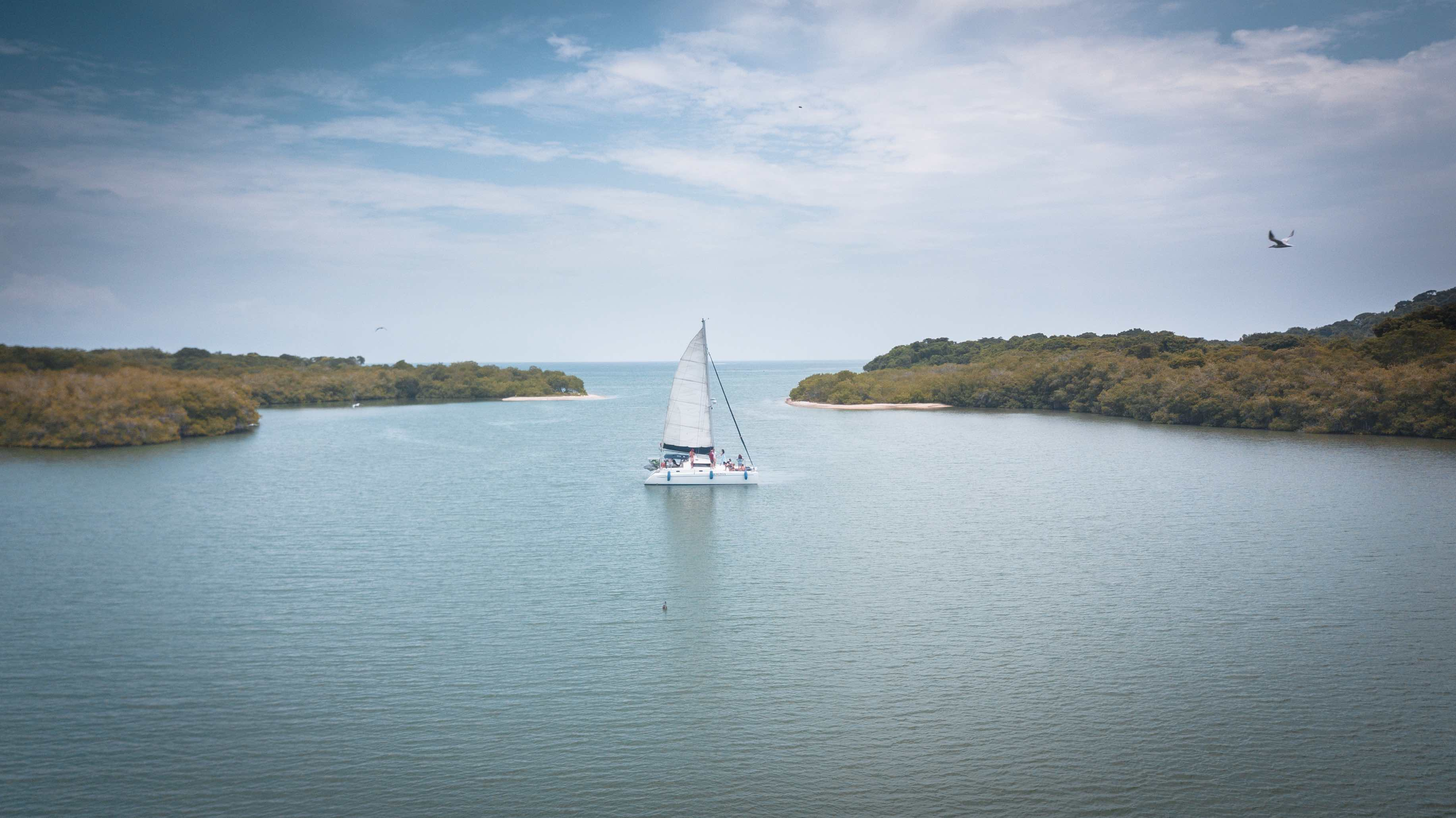 LustrumreisColombia-Cartagena-Sailing
