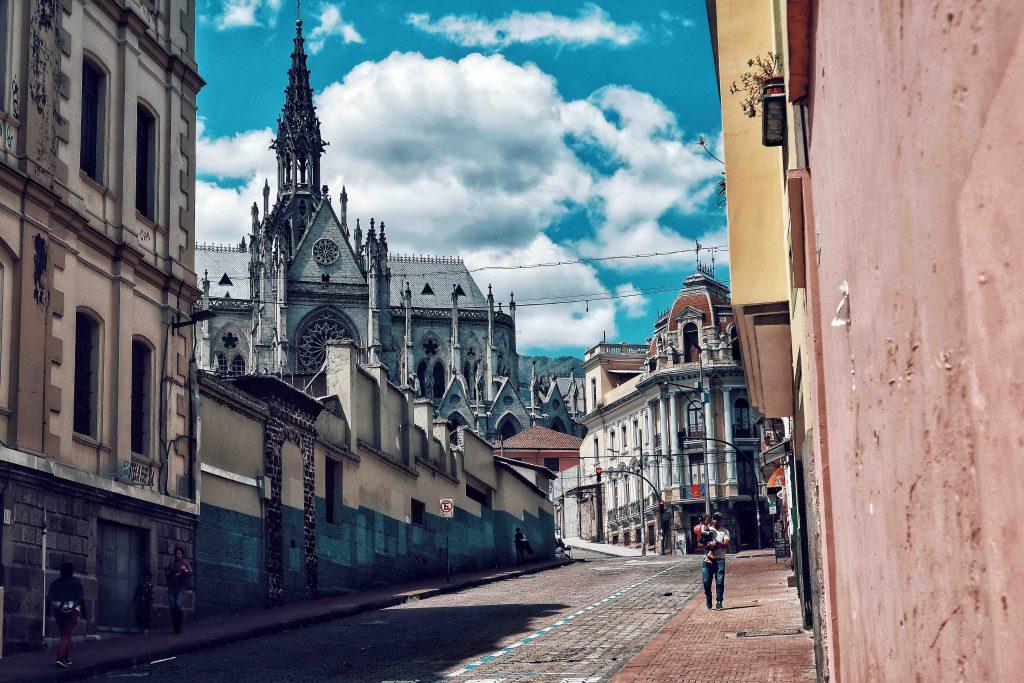 Lustrumreis Ecuador Quito