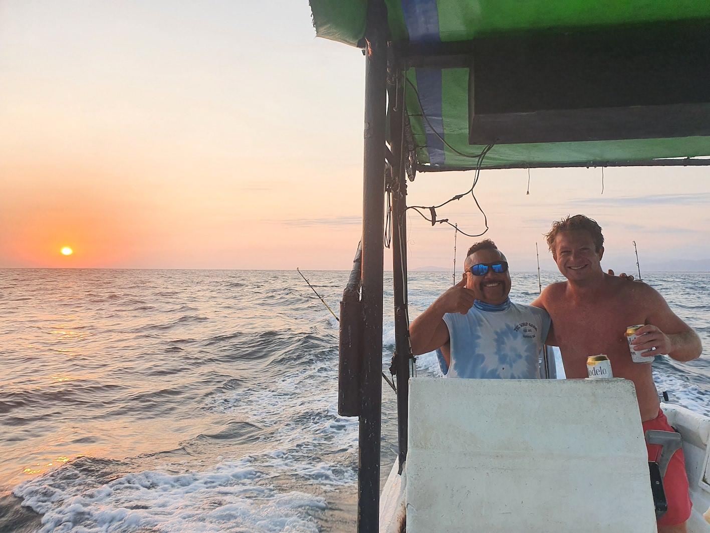 Mexico Puerto Escondido Boot