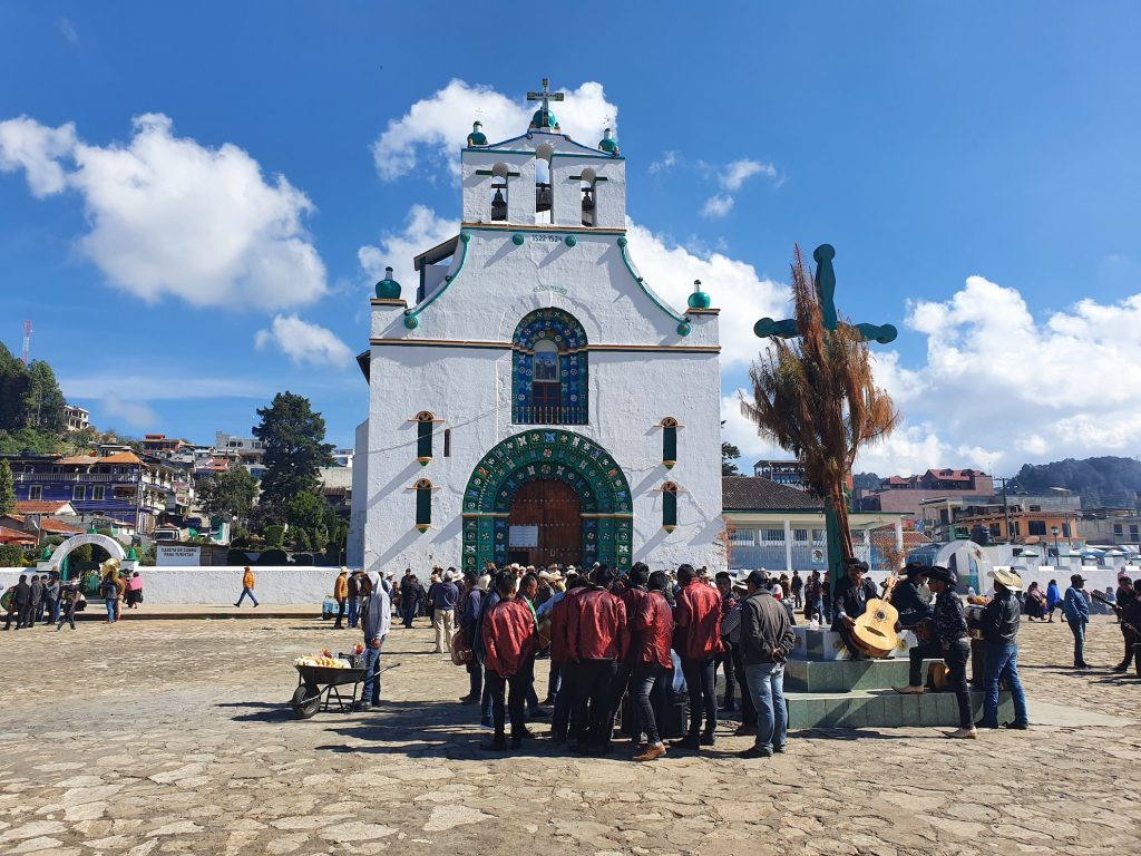 Mexico San Cristobal de las Casa Chamula Mountainbiken