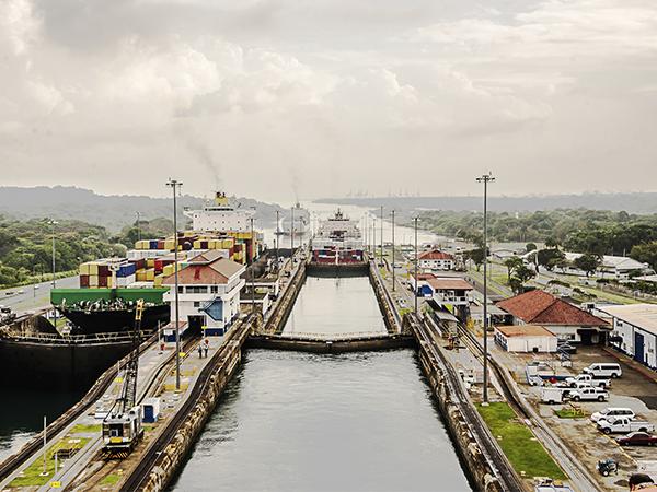 Panama-kanaal-lustrumreis