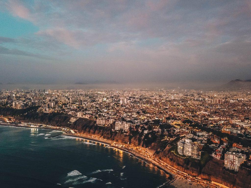 Lustrumreis Lustrumfiesta Peru Lima