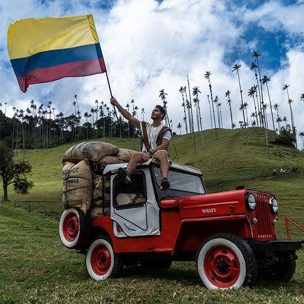 Ga naar Salento tijdens je lustrumreis door Colombia