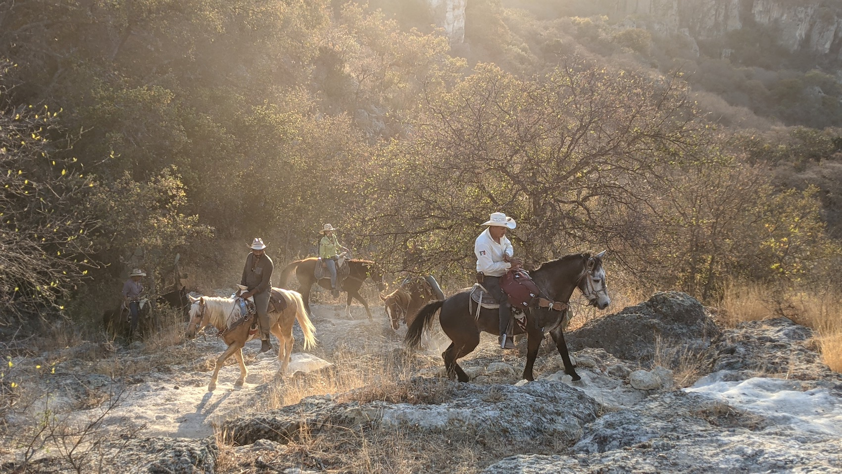 San Miguel de Allende Overnight Riding