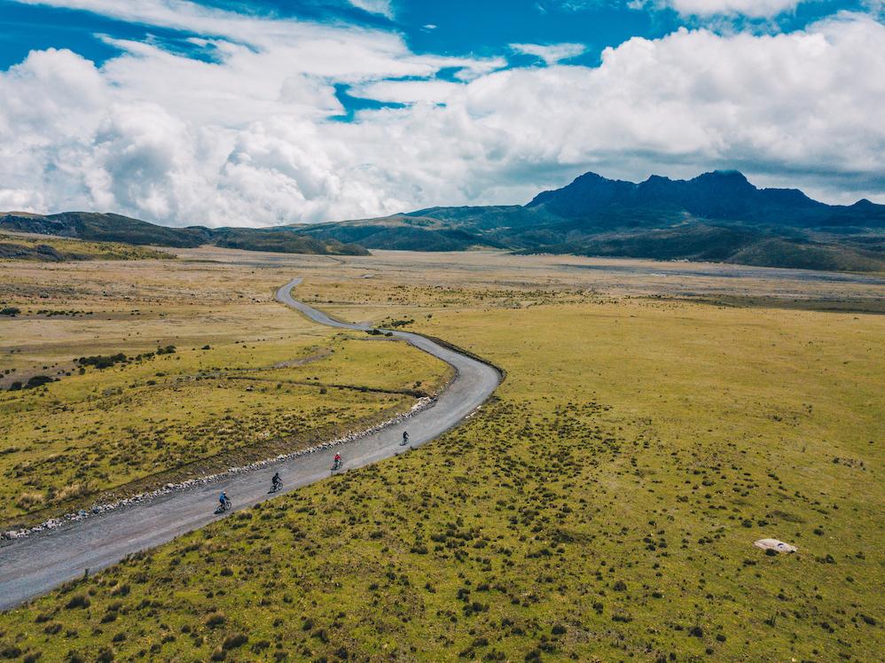 cotopaxi downhill drone