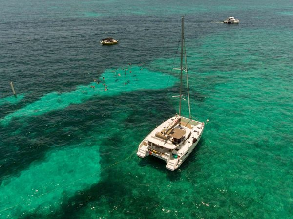 Cancun_Catamaran_Sailin