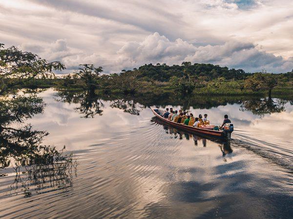 Lustrumreis Ecuador