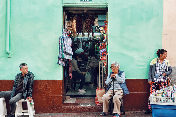 Ecuador-Quito-Lustrumreis