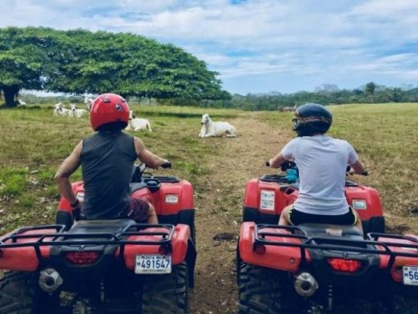 Lustrumreis Costa Rica Quad Tour