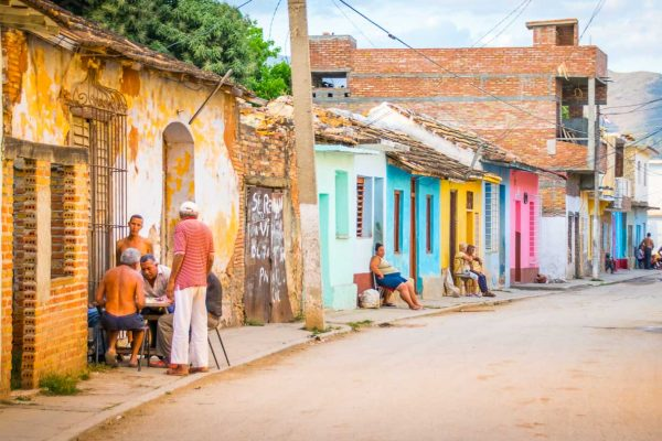 Lustrumreis Cuba Trinidad