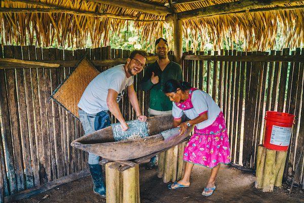 Lustrumreis Ecuador Cuyabeno Amazone 20