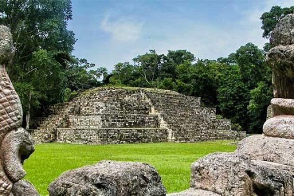 Lustrumreis Honduras Copan Ruines