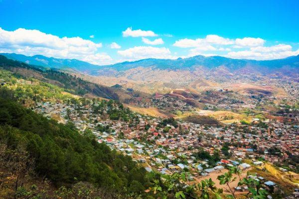 Lustrumreis Honduras Midden-Amerika Tegucigalpa