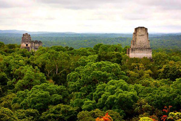 Lustrumreis Jaarclub Guatemala Midden-Amerika Tikal