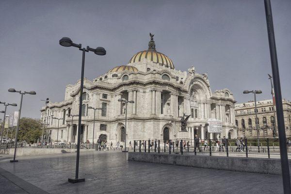 Lustrumreis Mexico City Stad00004