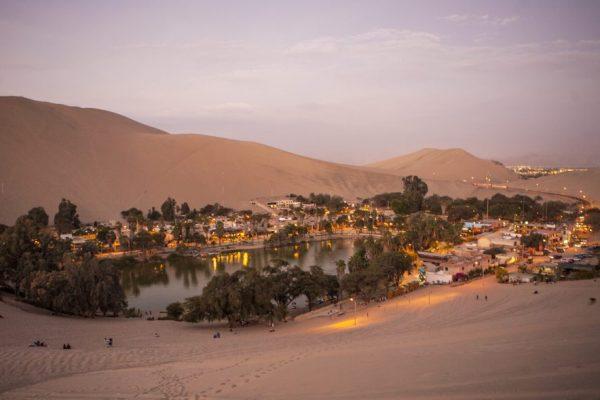 Lustrumreis Peru Huacachina
