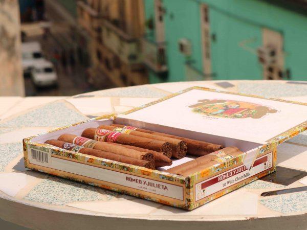 LustrumreisCuba-sigaren