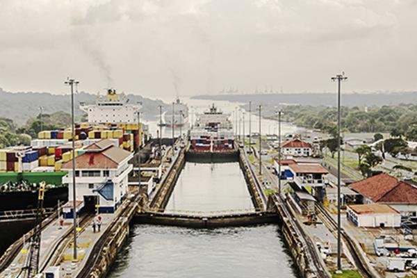 PanamaKanaal-Lustrumreis