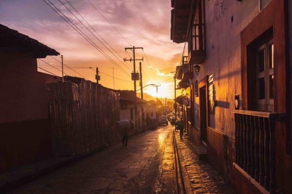 SanCristobal_Sunset_LustrumreisMexico