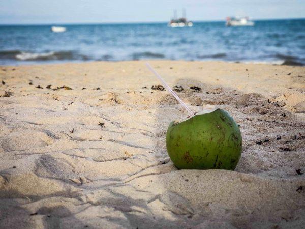 kokosnoot-strand-panama