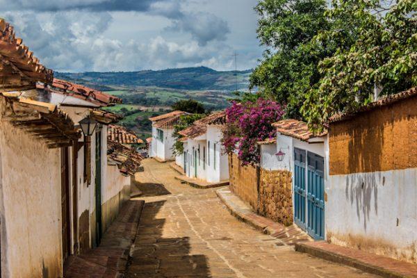 Lustrumreis Colombia San Gil