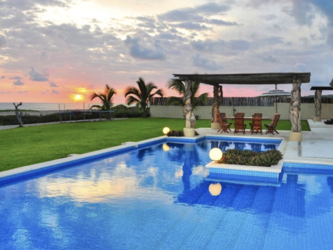 Mexico Puerto Escondido Villa Arena Acco3