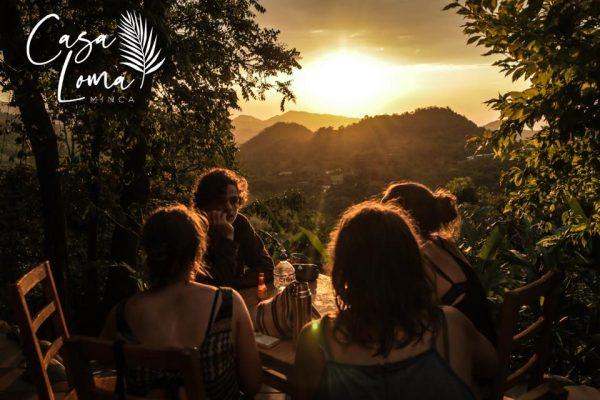 lustrumreis Colombia Minca Casa Loma 4