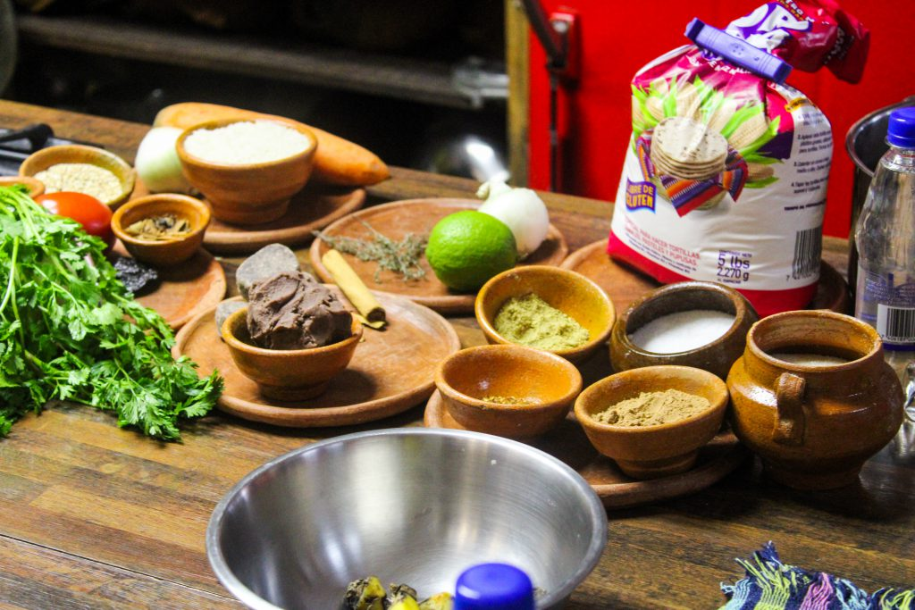 lustrumreis - guatemala - antigua - cooking class - la tortilla 2
